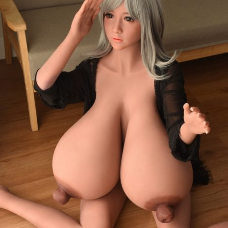 Busty Sex Doll 5ft3' 2 Hole in the Nipple