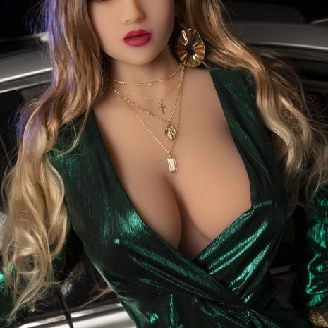 Ricka : 165cm Big Chest Sex Doll with Vaginal Anal Oral